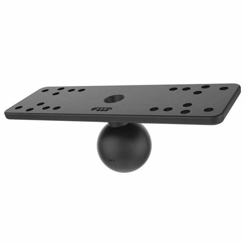 "RAM 6.25"" x 2"" Universal Electronics Base with 1.5"" C Size Ball (RAM-111BU)"