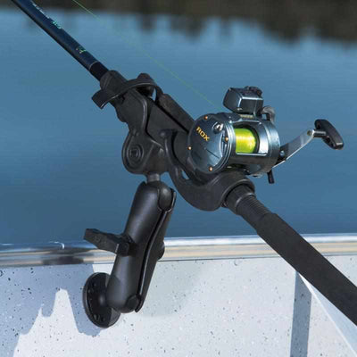 RAM ROD® Salt Water Rod Holder Mount (RAM-117SWU) - Modest Mounts