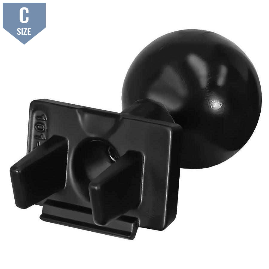 "RAM Quick Release Adapter w 1.5"" Ball (RAM-202U-LO11)-Modest Mounts"