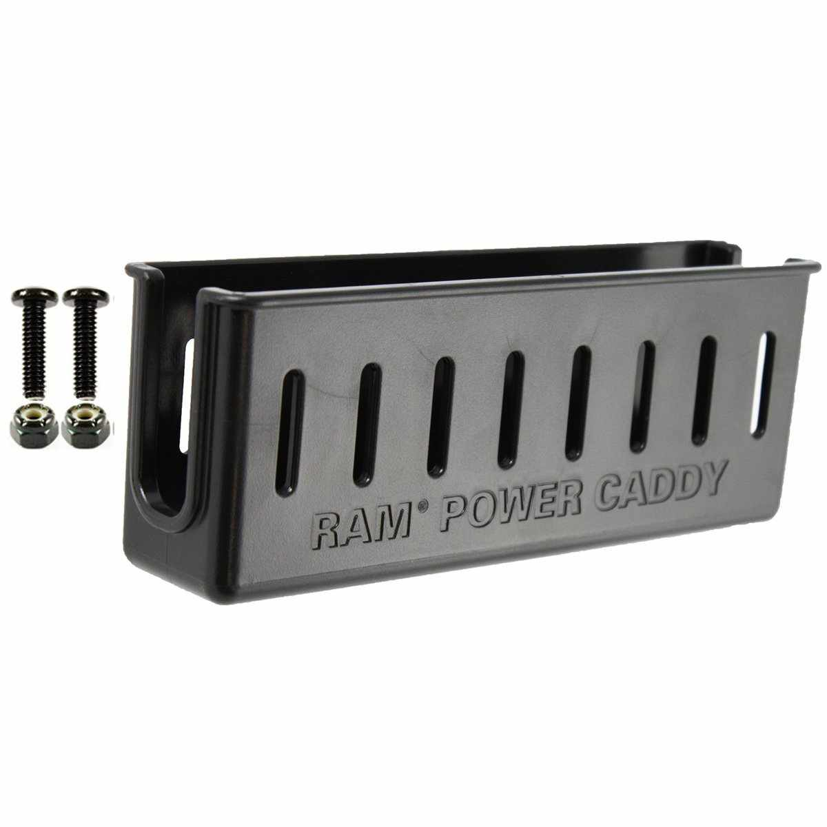 RAM Laptop Power Supply Caddy (RAM-234-5U) - Modest Mounts