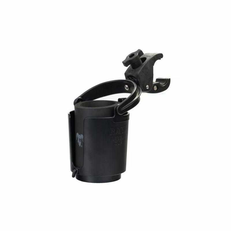 RAM Drink Holder with Tough Claw (RAM-B-132-400U) - Modest Mounts