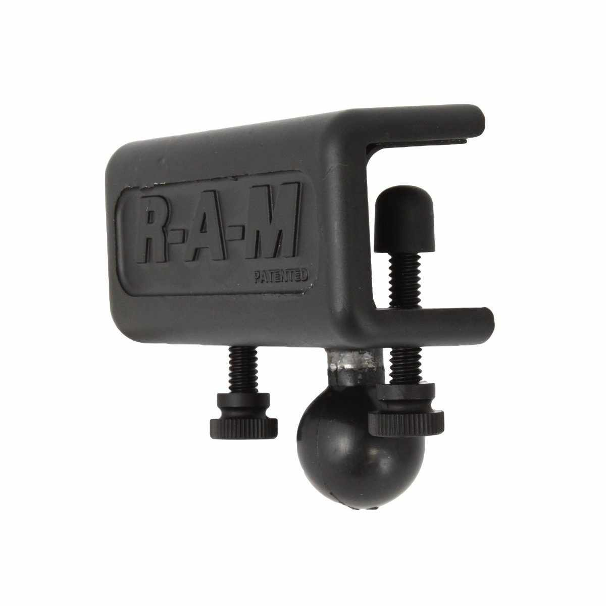 "RAM Glare Shield Clamp Base with 1"" Ball (RAM-B-259U)-Modest Mounts"