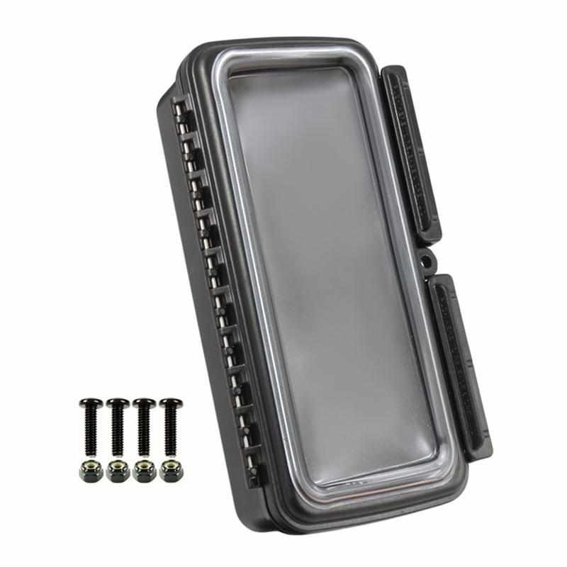 RAM Aqua Box Large Sealed Enclosure (RAM-HOL-AQ1U) - Modest Mounts