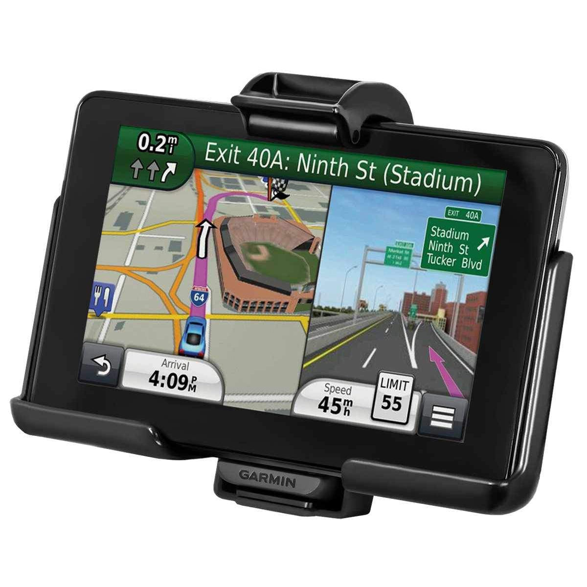 RAM Holder for Garmin nuvi 3550LM & 3590LMT (RAM-HOL-GA53U) - Modest Mounts