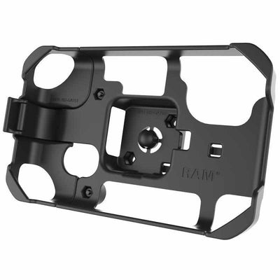 RAM EZ-Roll'r Locking Cradle Garmin Fleet 700 series (RAM-HOL-GA75LU) - Modest Mounts