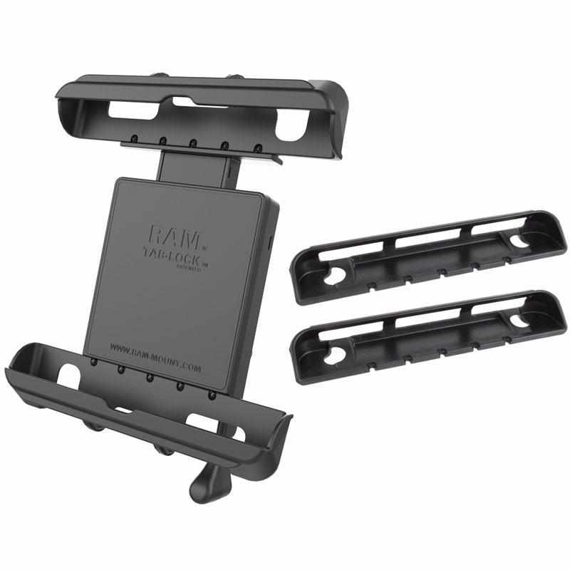"RAM Tab-Lock™ Cradle for 10"" Tablets (RAM-HOL-TABL-LGU) - Modest Mounts"