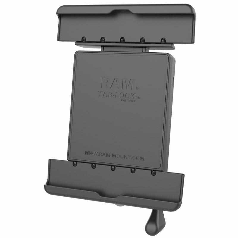 "RAM Tab-Lock™ Cradle for 9.7"" Tablets & more (RAM-HOL-TABL28U) - Modest Mounts"