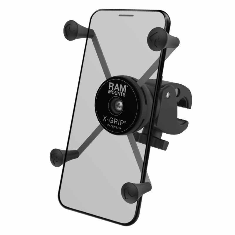 RAM Large X-Grip w Low-Profile Tough-Claw™ (RAM-HOL-UN10-400-1U) - Modest Mounts