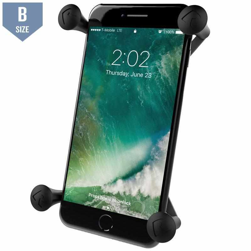 RAM Large X-Grip Phone Holder (RAM-HOL-UN10BU) - Modest Mounts