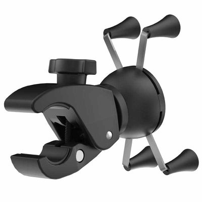 RAM X-Grip w Low-Profile Tough-Claw™ (RAM-HOL-UN7-400-1U) - Modest Mounts