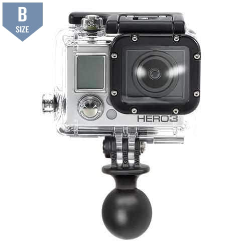 "RAM 1"" Ball Mount with GoPro Adapter (RAP-B-202U-GOP1)"