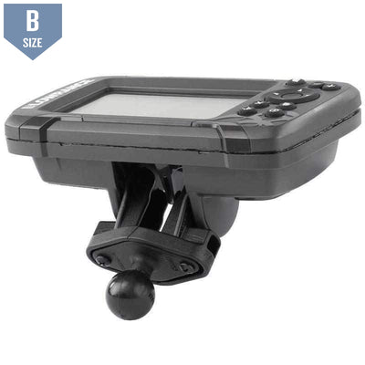 "RAM 1"" Fishfinder Mount for Lowrance Hook² Series (RAM-B-101-LO12)"