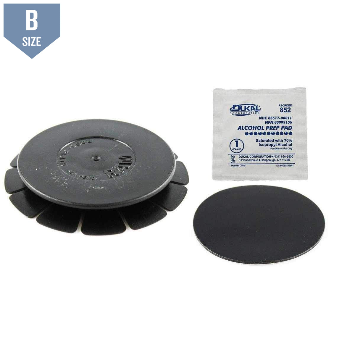 RAM Adhesive Suction Cup Base (RAP-350BU)-Modest Mounts