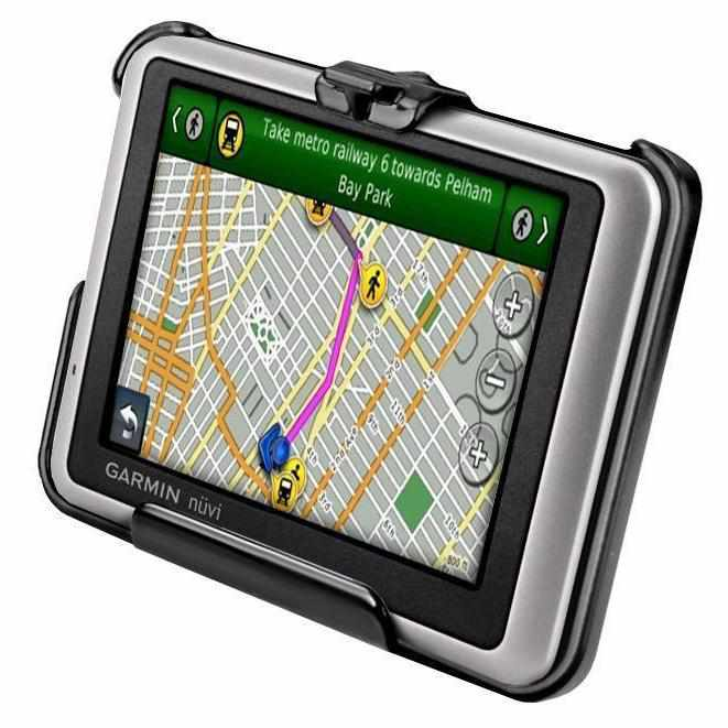 RAM Cradle for Garmin nuvi 1200 Series (RAM-HOL-GA33U)-Modest Mounts