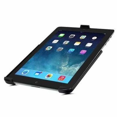 RAM EZ-Roll'r Cradle for the iPad 2-4 Without Case (RAM-HOL-AP15U)-Modest Mounts