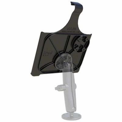 RAM EZ-Roll'r Cradle for the iPad 2, 3 & 4 No Case (RAM-HOL-AP15U) - Modest Mounts