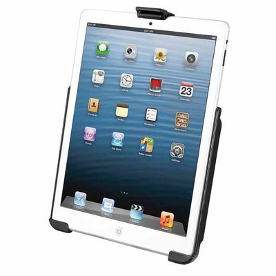 RAM EZ-Roll'r Cradle for the iPad Mini 1-3 (RAM-HOL-AP14U) - Modest Mounts