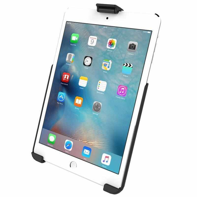 RAM EZ-Roll'r Cradle for iPad Mini 4 & 5 (RAM-HOL-AP20U) - Modest Mounts
