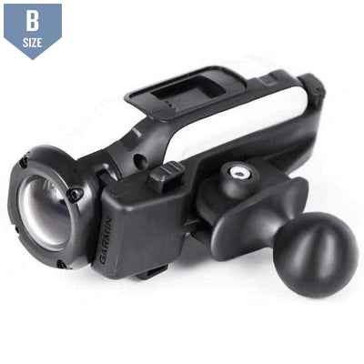 "RAM Garmin VIRB Camera Adapter with 1"" Ball (RAM-B-202U-GA63)-Modest Mounts"