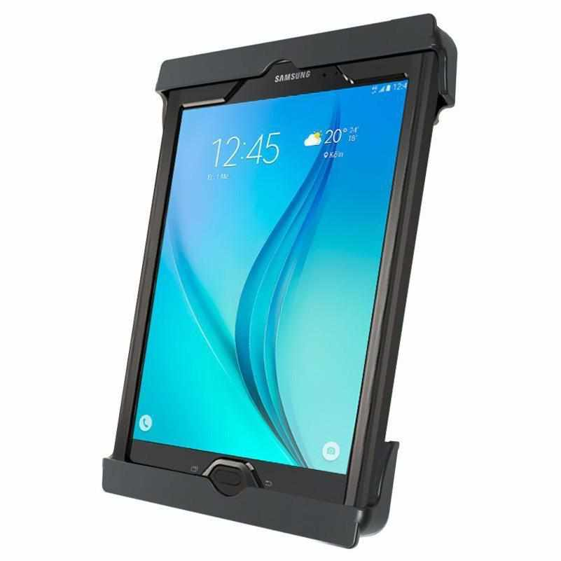 RAM Locking Cradle iPad Air with Case & More (RAM-HOL-TABL20U) - Modest Mounts