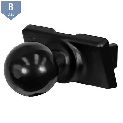 "RAM Quick Release Adapter for w 1"" Ball (RAM-B-202U-LO11)-Modest Mounts"
