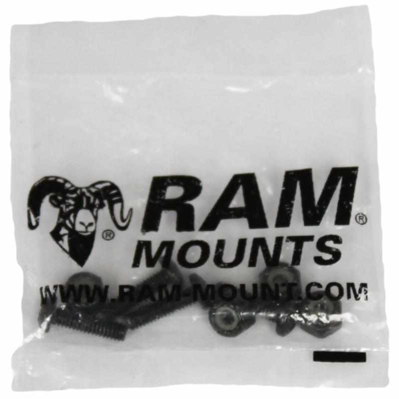 RAM Replacement Nuts & Bolts (RAM-HAR-MET-TAB1U) - Modest Mounts