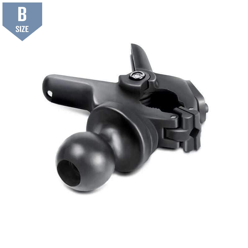 "RAM Small Tough-Clamp™ w 1"" Ball (RAP-B-397-1U) - Modest Mounts"
