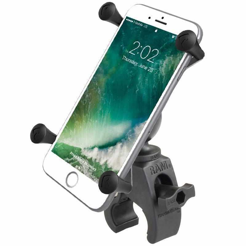 RAM Tough-Claw™ with Large X-Grip Cradle (RAM-HOL-UN10-400U) - Modest Mounts