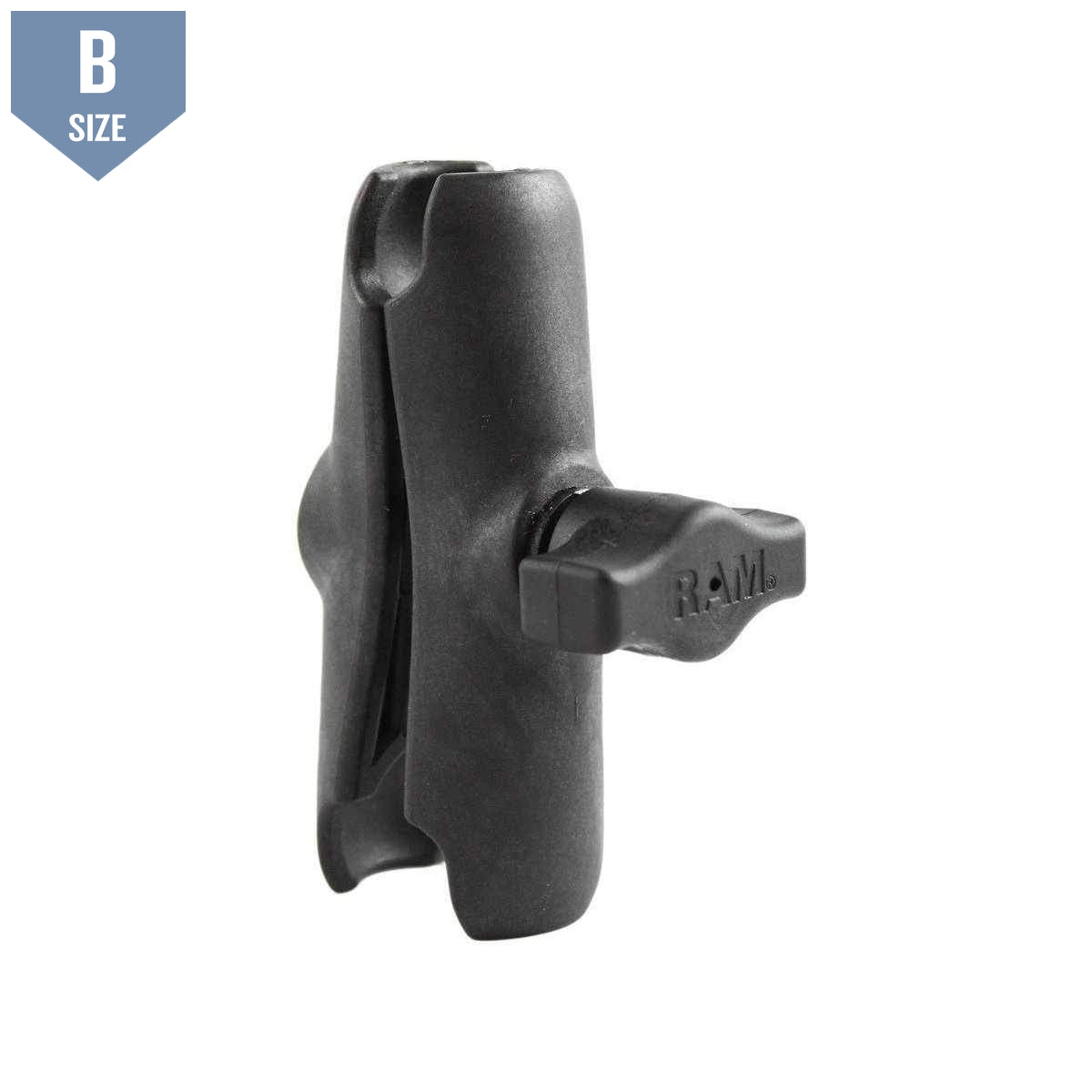 RAM Standard Composite Clamp Arm B Size (RAP-B-201U) - Modest Mounts