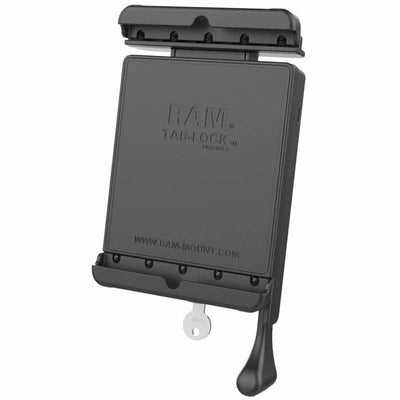 "RAM Tab-Lock™ Cradle for 7-8"" Tablets (RAM-HOL-TABL18U) - Modest Mounts"