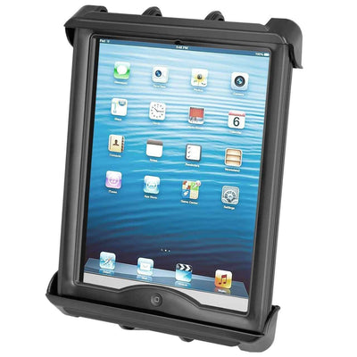 "RAM Tab-Tite™ Cradle for 10"" Tablets with Case (RAM-HOL-TAB8U)-Modest Mounts"