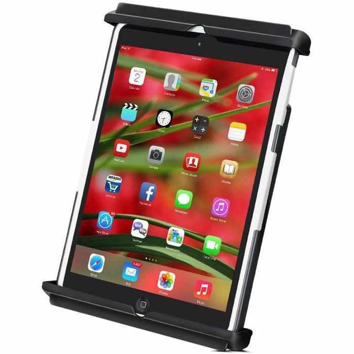 RAM Tab-Tite™ Cradle for iPad Mini 1-4 with Case (RAM-HOL-TAB12U) - Modest Mounts