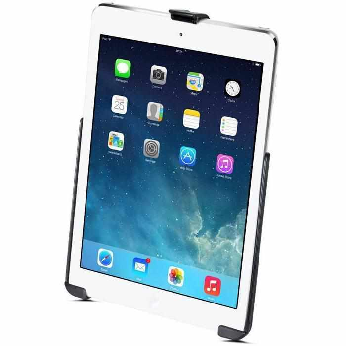 RAM EZ-Roll'r Cradle for iPad 6, iPad Air & Pro 9.7 (RAM-HOL-AP17U) - Modest Mounts