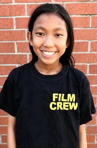 """Film Crew"" Standard Youth Tee"