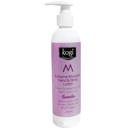 Lavender Hand & Body Lotion 240ml