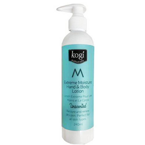Unscented Hand & Body Lotion 240ml