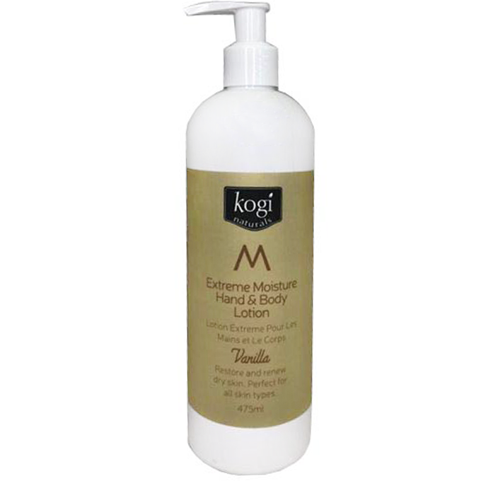 Vanilla Hand & Body Lotion 475ml