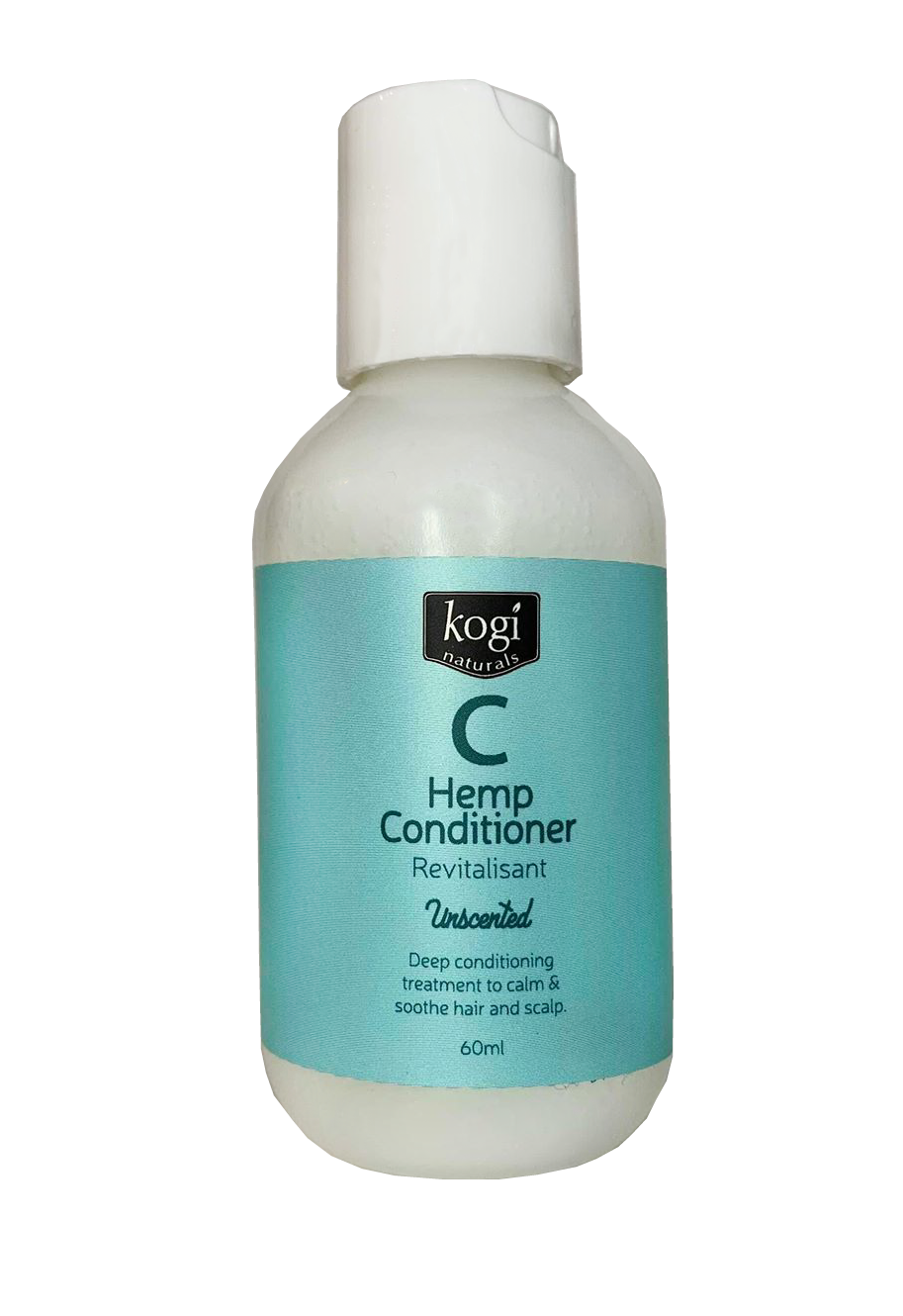 Unscented Hemp Conditioner 60ml