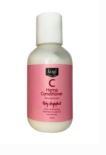 Ruby Grapefruit Hemp Conditioner