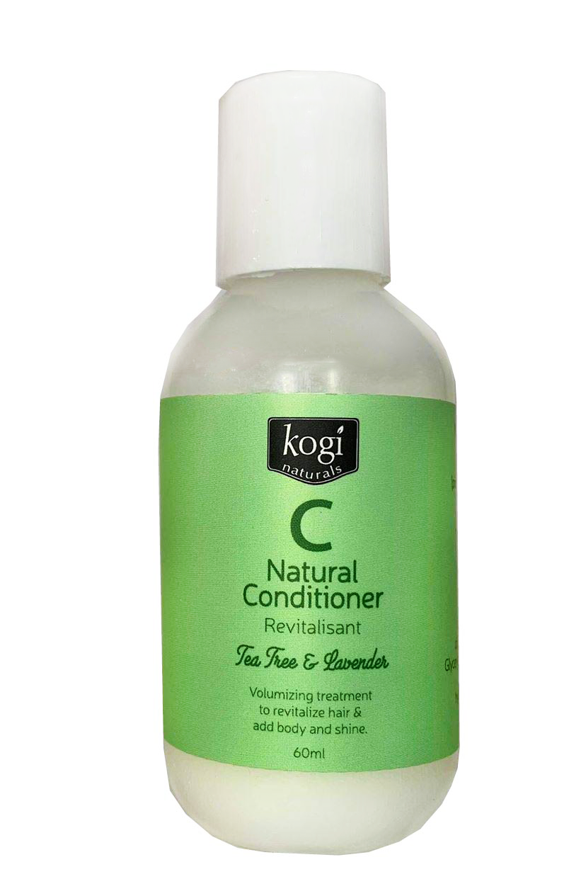 Tea Tree and Lavender Hemp Conditioner 60ml