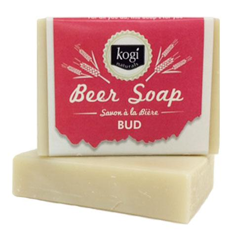 Beer Soap- Bud