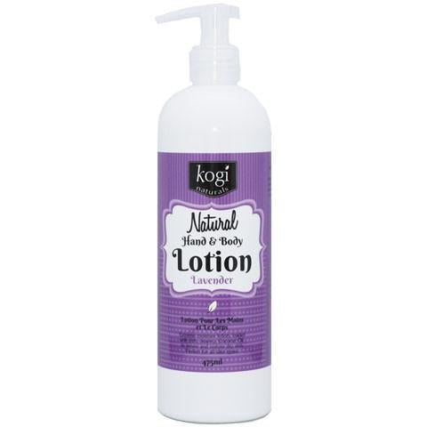 Lavender Hand & Body Lotion 475ml