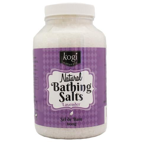 Bathing Salts - Lavender 600g