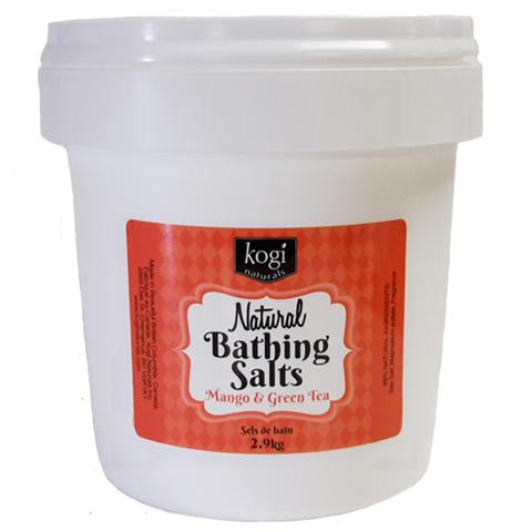 Bulk Mango Bathing Salts 2.9kg