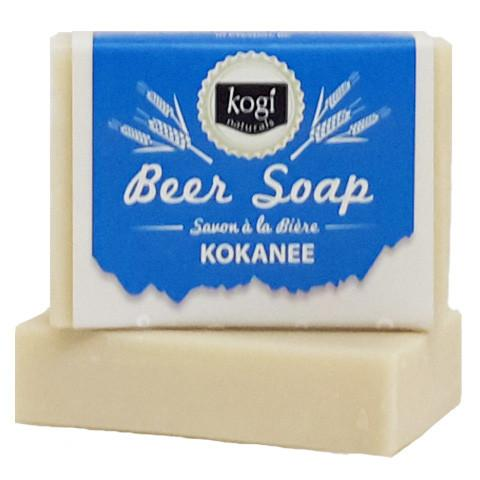 Beer Soap - Kokanee