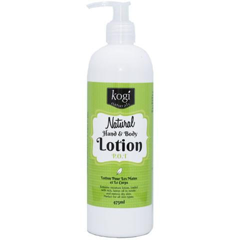 P.O.T. Hemp Hand & Body Lotion 475ml