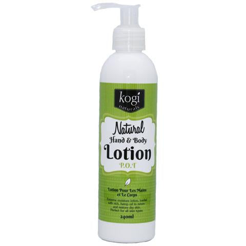 P.O.T. Hemp Hand & Body Lotion 240ml
