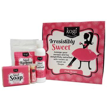Pink Sugar Box Gift Set