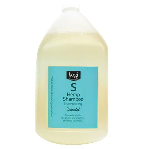 Bulk Unscented Hemp Shampoo 4L