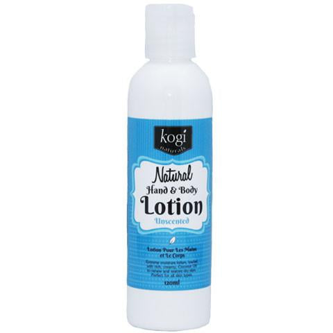 Unscented Hand & Body Lotion 120ml